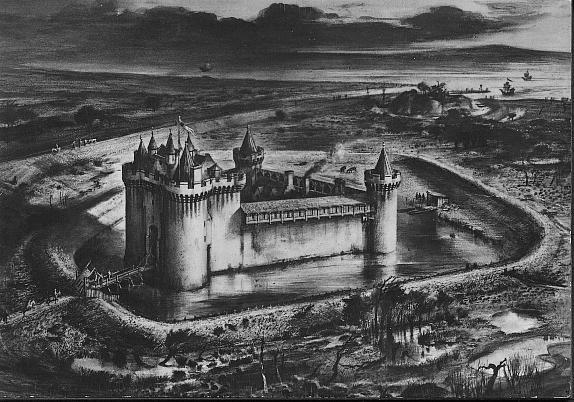 замки шотландии